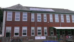 Millbrook School Solar PV Array