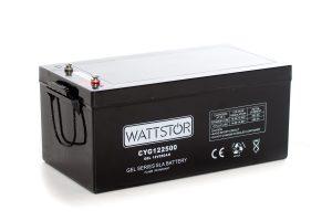 Wattstor Battery - Solar PV Energy Storage